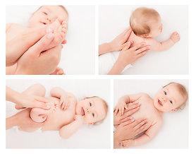 Cycle complet masage bébé
