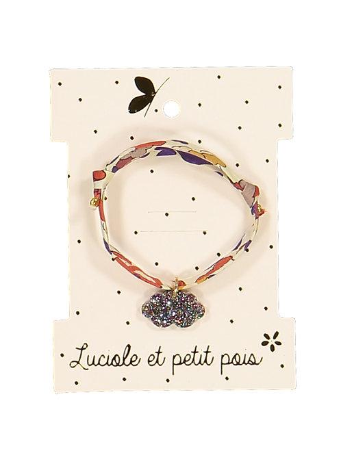 Bracelet Liberty Betsy ☆ LUCIOLE ET PETIT POIS