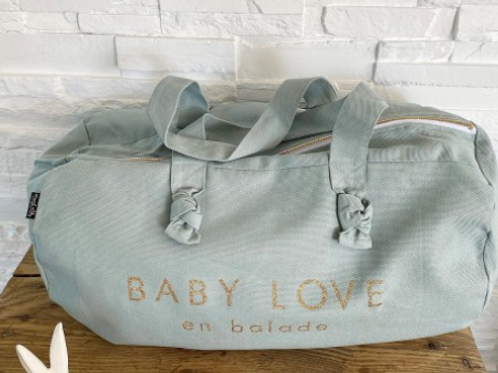 """Sac polochon """"Baby Love"""" ☆ MARCEL & LILY"""