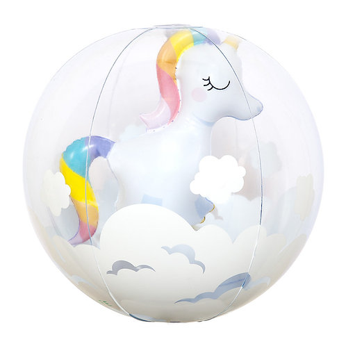 Ballon gonflable licorne SUNNYLIFE