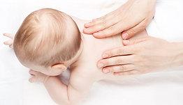 Séance découverte massage bébé