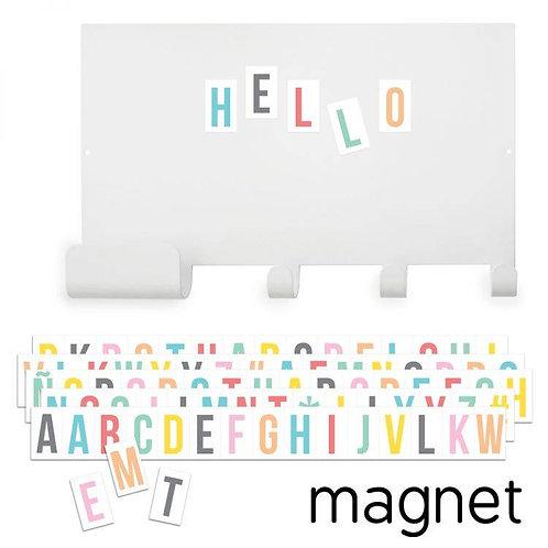Tableau / Patère magnetique TREXICS