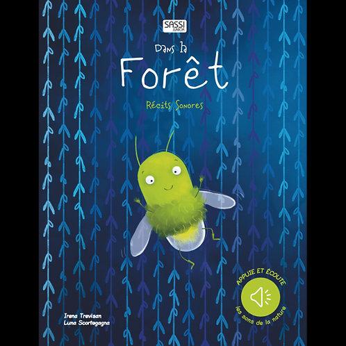 """Livre sonore """"Dans la Forêt"""" ☆ SASSI"""