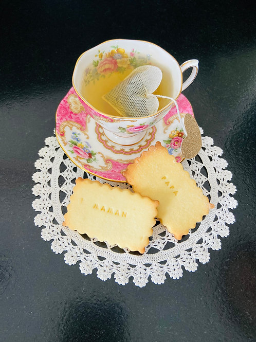 Biscuits Papa ou Maman ☆ EMY BISCUIT