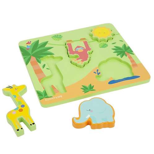 Puzzle safari «SUNNYLIFE »