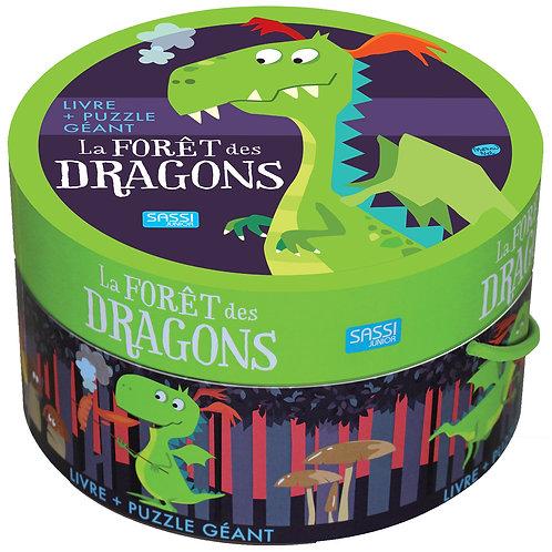 Puzzle La forêt des dragons SASSI