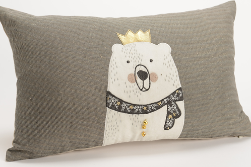 Coussin ours ☆ Amadeus
