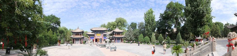 Lumix templo en Zhangye China 22 Atelier