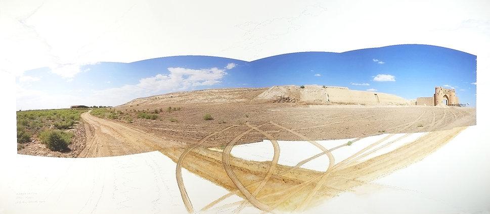 KAZAKHSTAN OTRAR Ruines  Atelier Morales