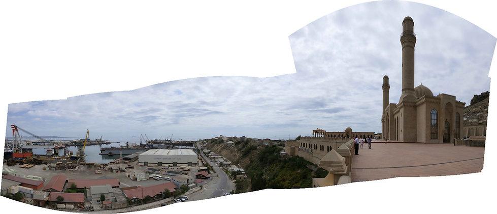 Lumix Baku Bibiheybat 26 Azerbaizan Atel