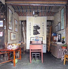 CHINE  HUIZHOU City  Atelier Morales 201