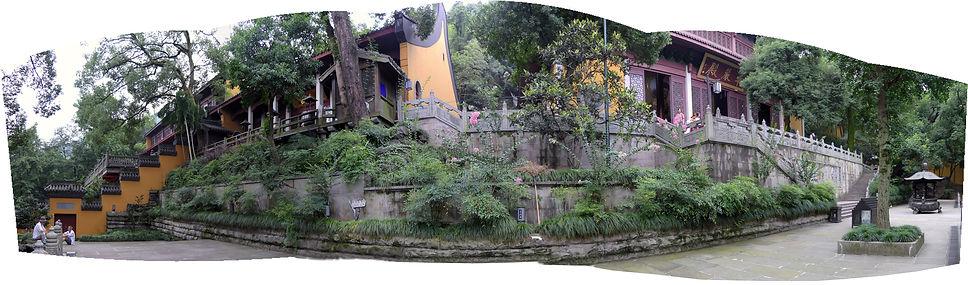 5 HANGZHOU LINGYIN Temple 4 Zhejiang Chi