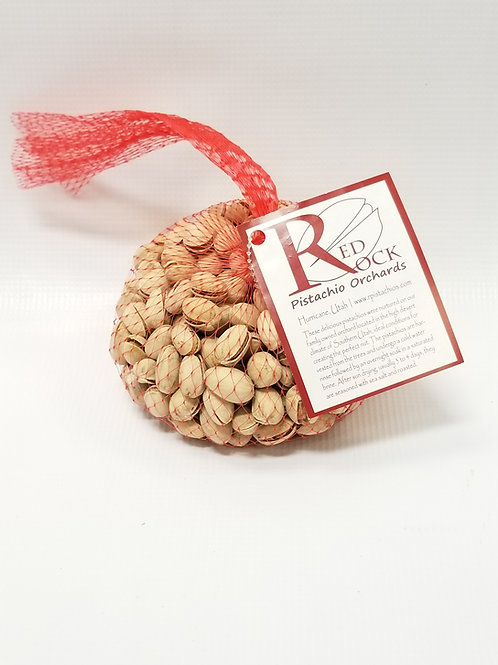 Roasted & Salted Pistachios, Qty 10, 12 oz bags