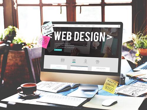 Basic Wix Web Design Services