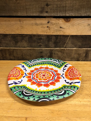 Multicolor Plate