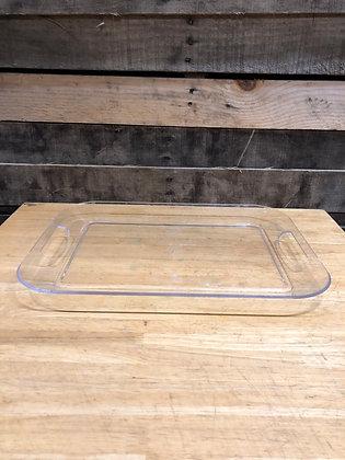 Plastic Serving Dish