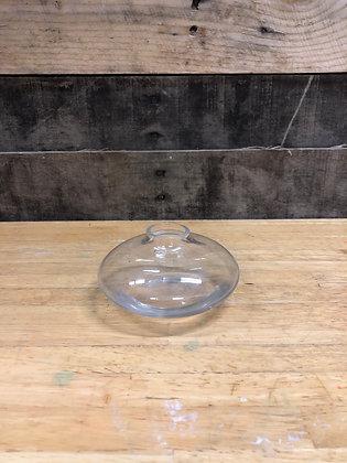 Clear Budd Vase