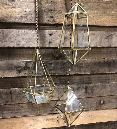 Geo Hanging Lantern