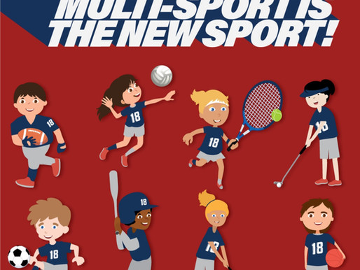 WHY MULTI-SPORT IS THE NEW SPORT