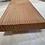 Thumbnail: Douglas Fir Untreated Decking 145 x 30 x 3m