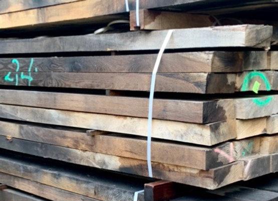 Reject Oak Sleepers 200 x 75 x 2.4m