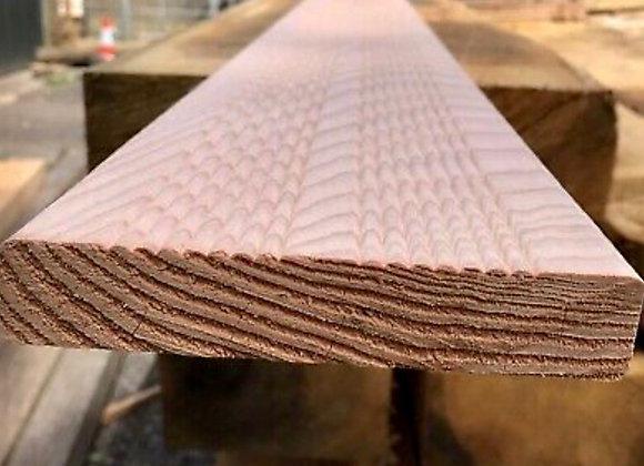 Douglas Fir Untreated Decking 145 x 30 x 3m