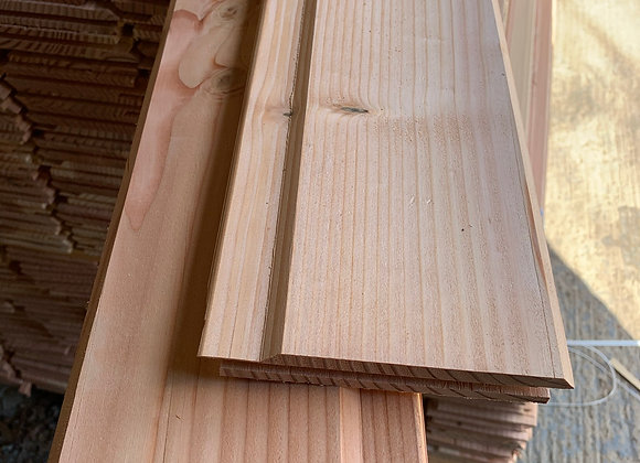 DF Tongue and Groove Cladding 145mm x 23mm x 2.9m