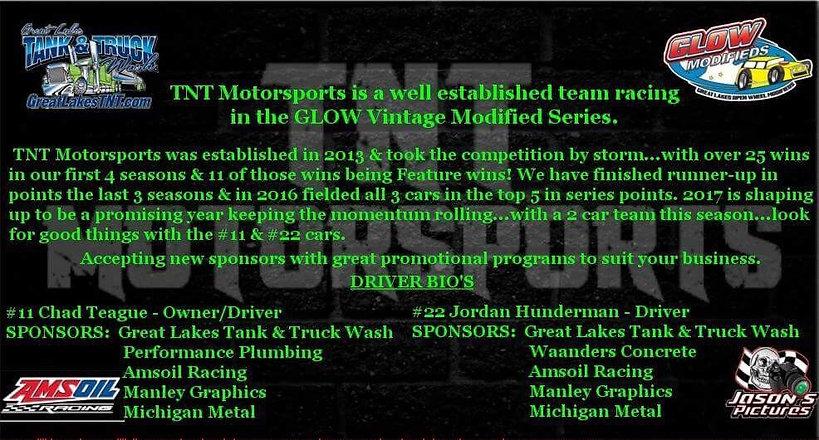 About TNT Motorsports