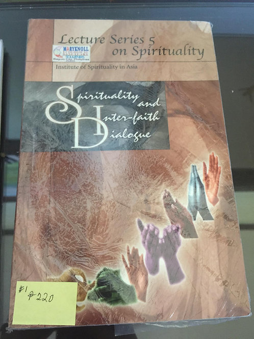 Book - Lecture Series on Spirituality