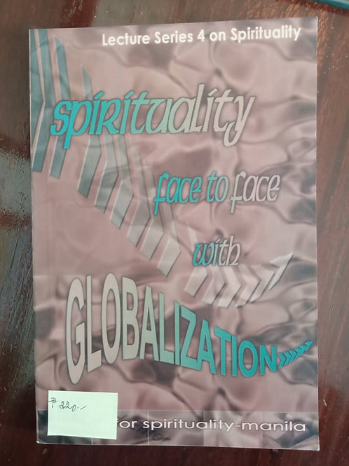 Book - SPIRITUALITY Face to Face and Globalization