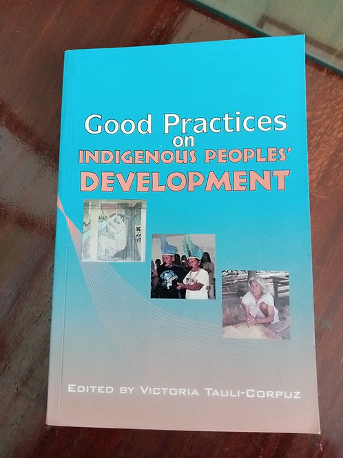 Book - Good Practices on Indigenous Peoples Development
