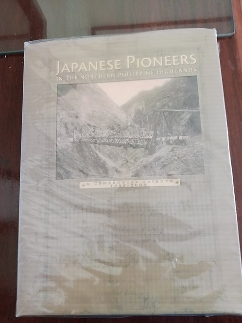 Book - Japanese Pioneers