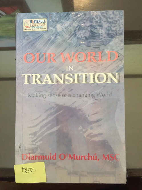 Book - Our World in Transition