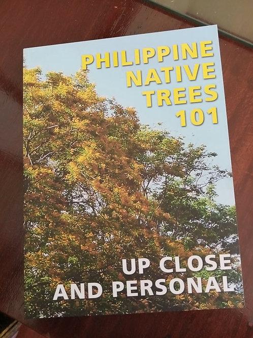 Book - Philippine Native Trees 101