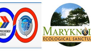 Maryknoll Ecological Sanctuary PhilGEPS Accredited 2021