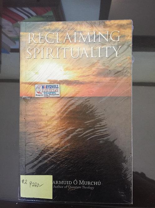 Book - Reclaiming Spirituality
