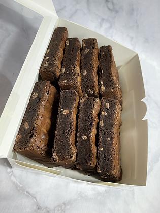 Milk Chocolate Brownies