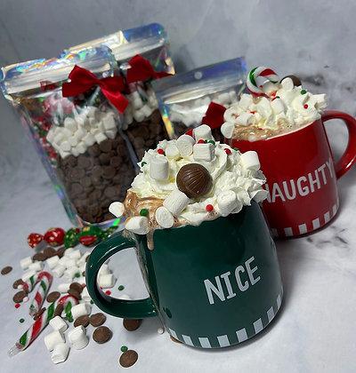 Hot Chocolate Stocking Filler