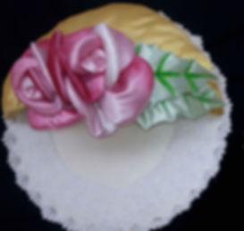 Rekvisit, specialfremastillet rekvisit kæmpe cupcakt til Alice in wonderland, Det kongelige teater