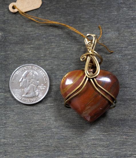 Brown Agate Stone