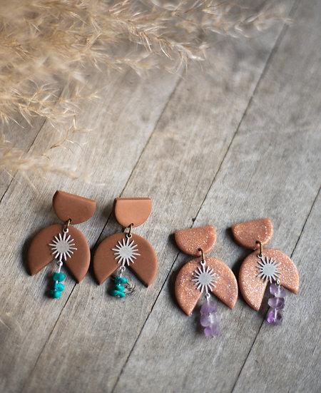 Southwest Stone Earrings