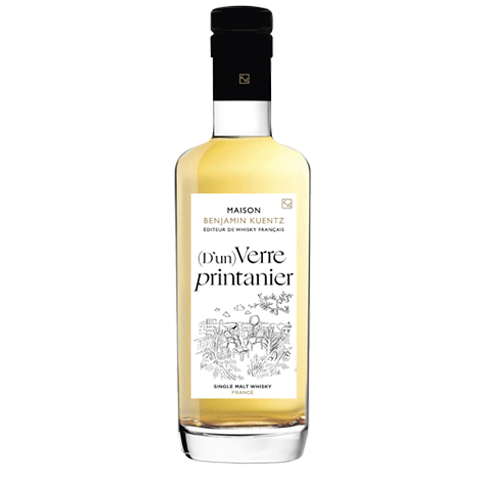 (D'un) Verre Printanier - Benjamin Kuentz - Single Malt Whisky - 46% 50cl