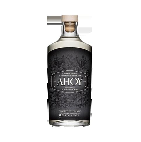 Ahoy Gin - 70 cl - 41,2%