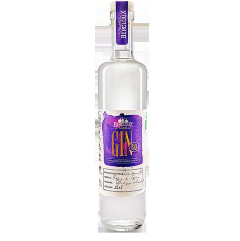 Bercloux Gin Bio 45% 70cl
