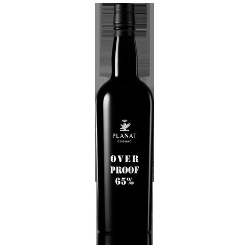 Cognac Planat Overproof - Bio – 65% 70cl