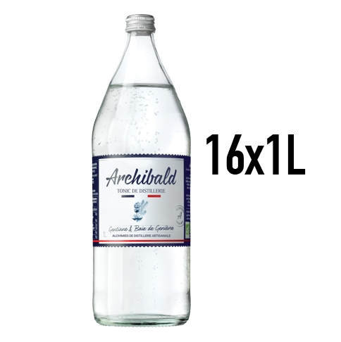 Archibald 16 x 1L  Standard delivery only