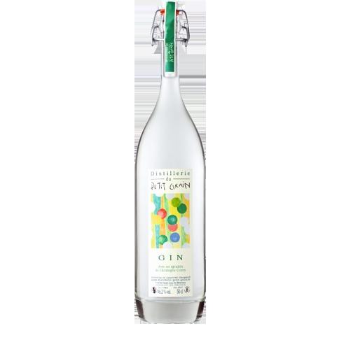 Petit Grain Gin aux Agrumes 47% 50cl