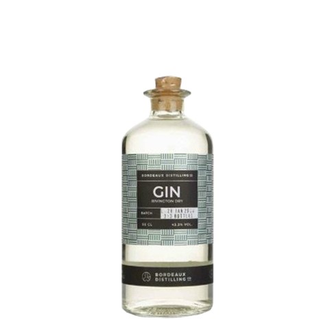 Bacalan Dry Gin 43,3% 50cl