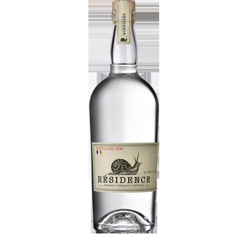 Résidence Gin Bio 43% 70cl