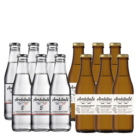 Discovery Pack -  Archibald : Original 6x20cl + Limited Edition 6x20cl